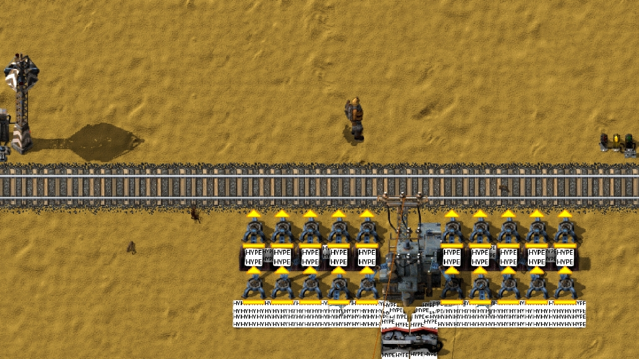 factorio, skyrimrequiem, You call that a hype train? This is a HYPE HYPE train! (reddit) GIFs