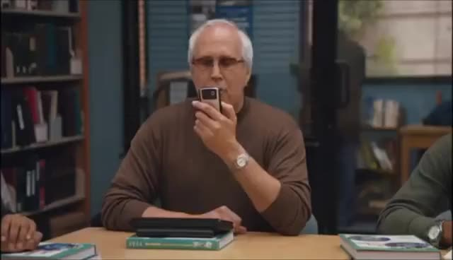 Community: Introduction to Film, Cold Open [S1E3] GIFs