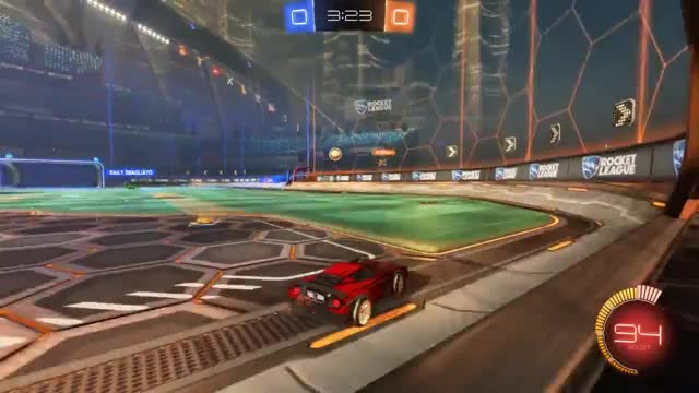 Watch Save 5: DOGO GIF by Gif Your Game (@gifyourgame) on Gfycat. Discover more Bad Panda, BadPanda, Rocket League, RocketLeague GIFs on Gfycat