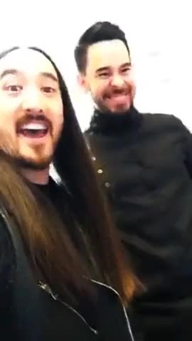 Watch and share Mike Shinoda GIFs and Party Hard GIFs on Gfycat