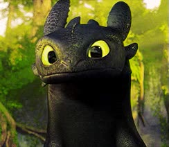 Watch and share Toothless The Dragon Gif | Toothless ☆ GIFs on Gfycat