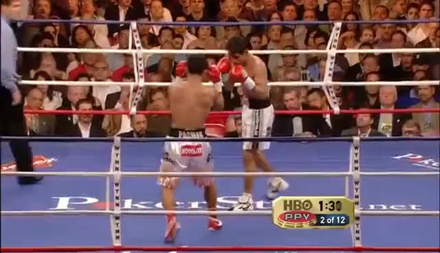 Watch Manny Pacquiao vs Erik Morales (III) GIF on Gfycat. Discover more related GIFs on Gfycat