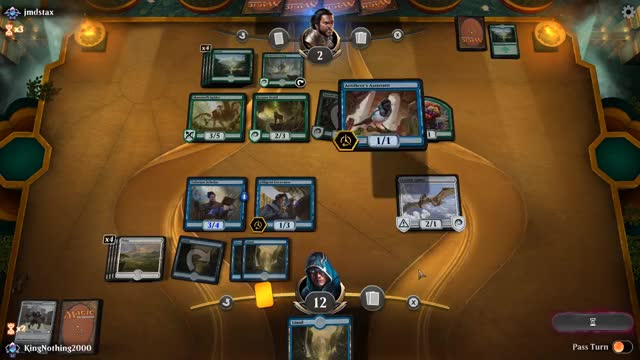 Watch Arcane Flight GIF by KingNothing2000 (@kingnothing2000) on Gfycat. Discover more Gaming, MTG Arena, Magic: The Gathering, Magic: The Gathering Arena, kingnothing2000 GIFs on Gfycat