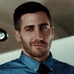 Watch and share Jake Gyllenhaal GIFs and Shake My Head GIFs on Gfycat