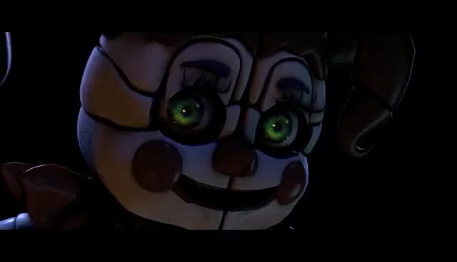 "Watch and share (FNAF SFM) SISTER LOCATION SONG ""Circus Of The Dead"" ANIMATION GIFs on Gfycat"