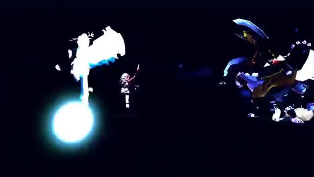 Watch and share Elsword - Rose: Valkyrie & Freyja Trailer Elsword GIFs on Gfycat
