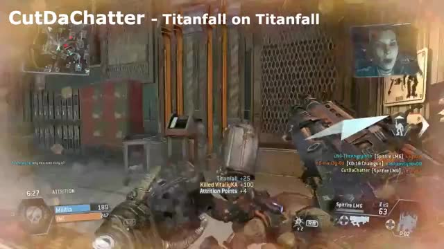 Watch and share CutDaChatter - Titanfall On Titanfall GIFs by digitalxpression on Gfycat