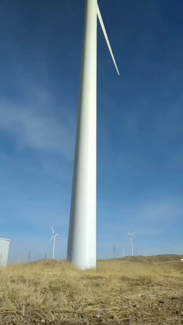Watch and share Wind Turbine GIFs by sirmakoto on Gfycat