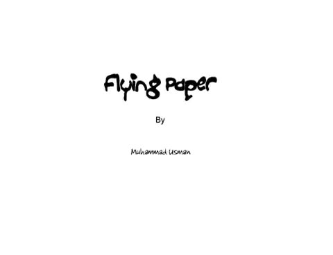 Watch and share Flying Paper GIFs on Gfycat