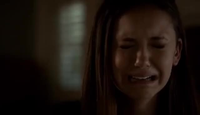 Watch Vampire Diaries 4x15 Stand By Me - Damon gets Elena to turn off her Humanity GIF on Gfycat. Discover more related GIFs on Gfycat