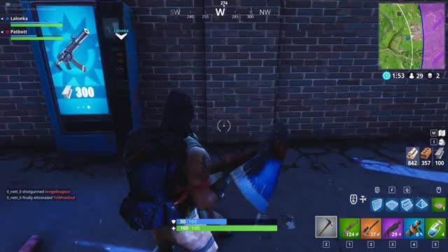 Watch and share Fortnite - Best Vending Machine Ever GIFs by patbott on Gfycat