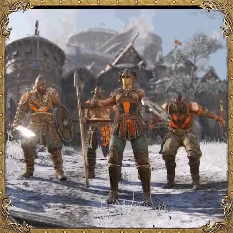 Watch and share For Honor GIFs and Viking GIFs by gravekil on Gfycat