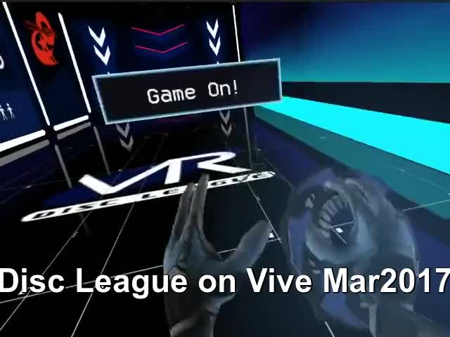 Watch Disc League Vive Gameplay GIF by @8bitrick on Gfycat. Discover more disc league, virtual reality, vive GIFs on Gfycat