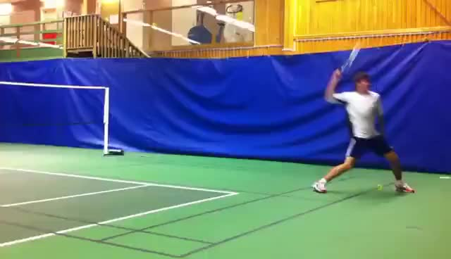 Watch and share Angry Guy Goes Mad While Playing Badminton NOW WITH SUBTITLES GIFs on Gfycat