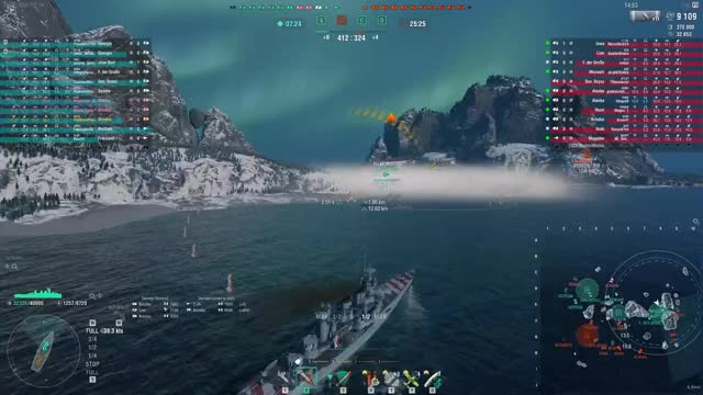 Watch and share World Of Warships GIFs and Italian Cruiser GIFs by thenorsepantheon on Gfycat