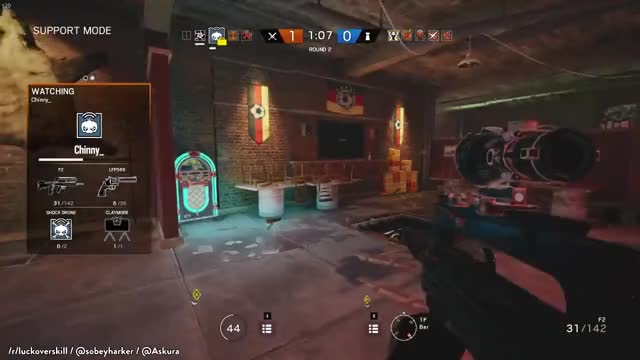 Watch and share Luck Over Skill 12 GIFs and Askura Rainbow 6 GIFs by Askura (Luck Over Skill) on Gfycat