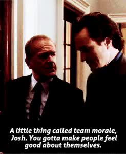 Watch and share The West Wing GIFs and Leo Mcgarry GIFs on Gfycat