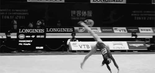 Watch and share Gymnastics Artistic Gif GIFs on Gfycat