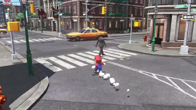 Watch and share Super Mario Odyssey GIFs by pythonlol on Gfycat