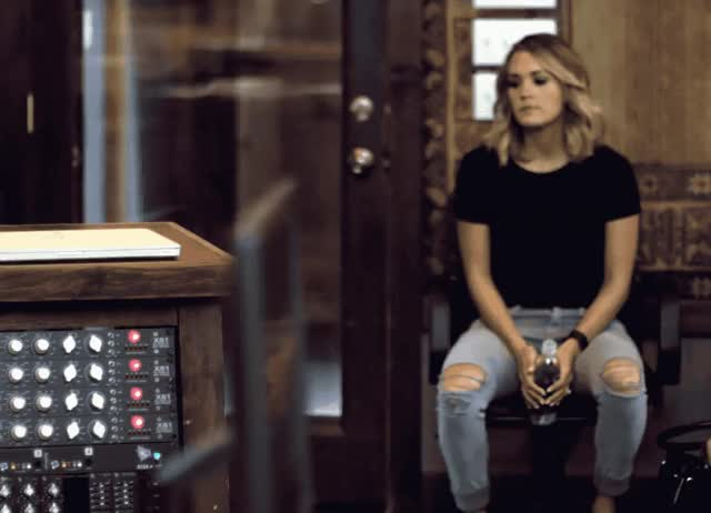 Watch and share Carrie Underwood GIFs by Reactions on Gfycat