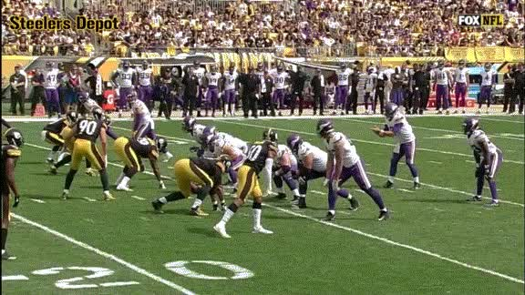 Watch and share Hilton-vikings-2 GIFs on Gfycat