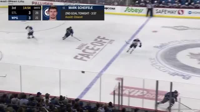 Watch and share David Perron GIFs and Hockey GIFs by Brandon on Gfycat