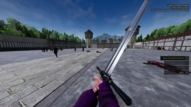 Watch and share Mordhau GIFs by weatley on Gfycat