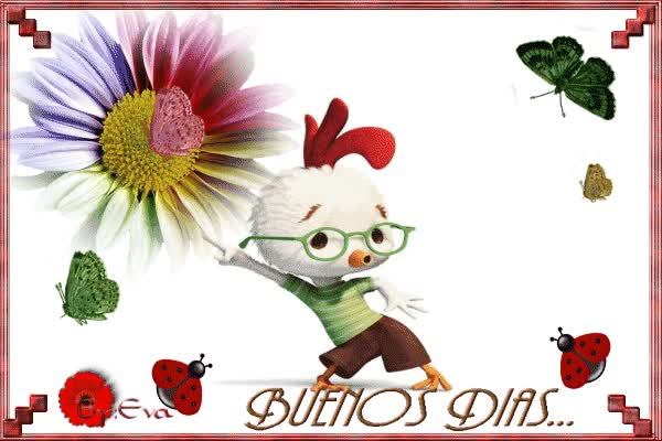 Watch and share Buenos D animated stickers on Gfycat