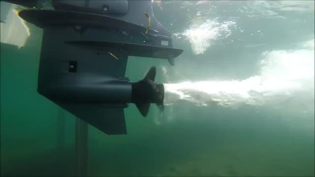Watch underwater propeller test GIF on Gfycat. Discover more Selva, acqua, cavitazione, dorado, elica, fuoribordo, gardalake, propeller, sott, underwater, water, yamaha GIFs on Gfycat