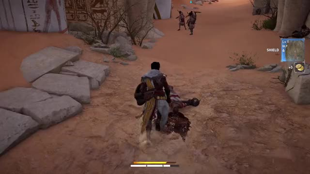 Watch this GIF by Xbox DVR (@xboxdvr) on Gfycat. Discover more AssassinsCreedOrigins, BeyondAutomaton, xbox, xbox dvr, xbox one GIFs on Gfycat