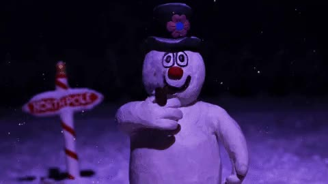 Watch Poor Frosty the snowman : ( GIF on Gfycat. Discover more related GIFs on Gfycat