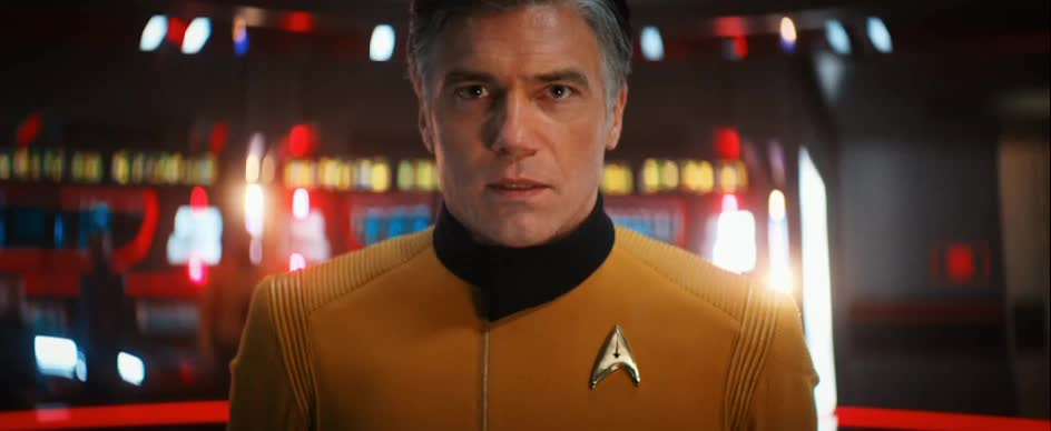 Anson Mount, Captain Pike, Christopher Pike, DSC, Discovery, Star Trek, Star Trek: Discovery, Get It Done GIFs