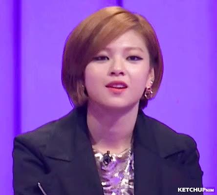 Watch and share 16EP03 (18) Jeongyeon Lipbite GIFs by ketchupnim 케첩님 on Gfycat