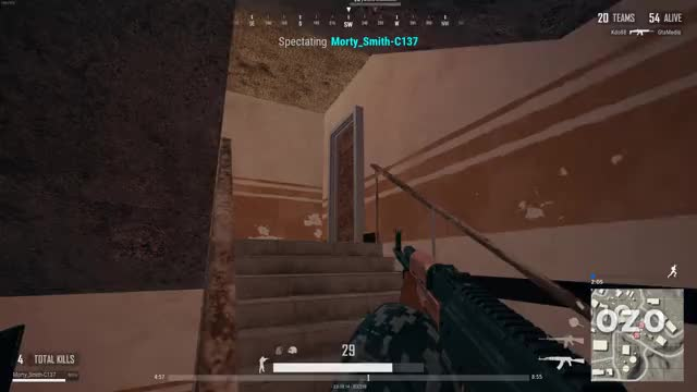 Watch Staircase Pubg GIF on Gfycat. Discover more related GIFs on Gfycat