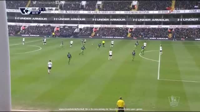 Watch Danny Rose shot vs Swansea AA 28/02/16 GIF by @blubbey on Gfycat. Discover more coys, football GIFs on Gfycat