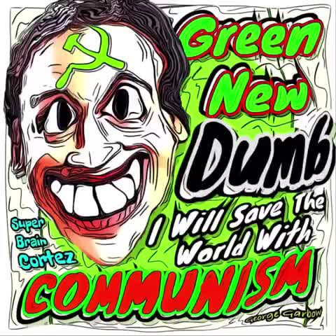 Watch and share Green New Deal GIFs and Ocasio Cortez GIFs by Drteeth on Gfycat