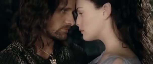 Watch and share Aragorn GIFs and Arwen GIFs on Gfycat