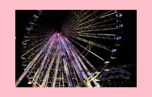 Watch and share Roue Panoramique GIFs and Ferris Wheel GIFs on Gfycat