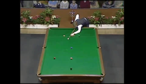This one snooker shot GIFs