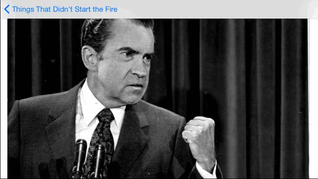 Watch Nixon established theEnvironmental Protection Agency (EPA) in 1970. GIF on Gfycat. Discover more richard nixon GIFs on Gfycat