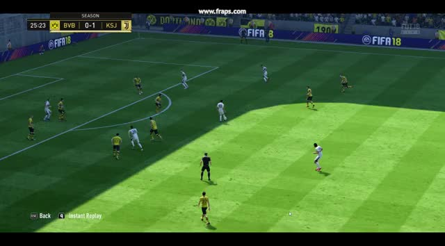 Watch and share FIFA18 2017-10-04 19-51-32-33 GIFs on Gfycat