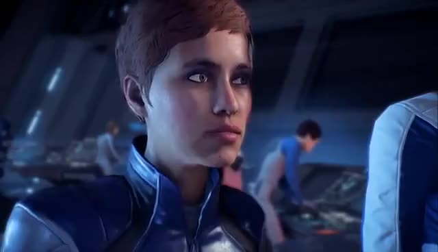 Watch and share Mass Effect Andromeda - AAA Gaming Experience GIFs on Gfycat