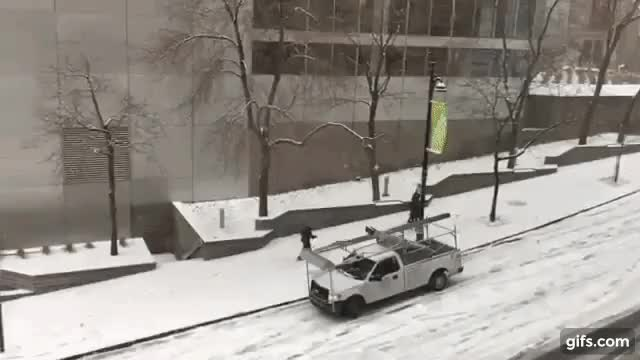 Watch city snowing GIF on Gfycat. Discover more city, snowing GIFs on Gfycat