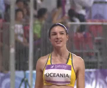 Watch and share Michelle Jenneke GIFs on Gfycat