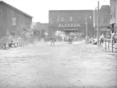 Watch and share Guns, Saloon, Wild West, Old Town GIFs on Gfycat