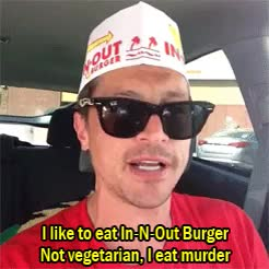 Watch and share In N Out Burger GIFs and Dirt Nasty GIFs on Gfycat