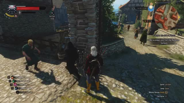 Watch Shady Individual GIF by @canamavrick on Gfycat. Discover more Witcher 3, geralt, r/gamephysics GIFs on Gfycat