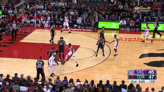 Watch post over small 2 GIF by @louiszatzman on Gfycat. Discover more Sacramento Kings, Toronto Raptors, basketball GIFs on Gfycat