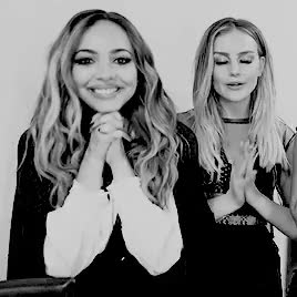 Watch and share Jade Thirlwall GIFs and Perrie Edwards GIFs on Gfycat