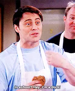 Watch and share Joey Tribbiani GIFs and By Mohammed GIFs on Gfycat